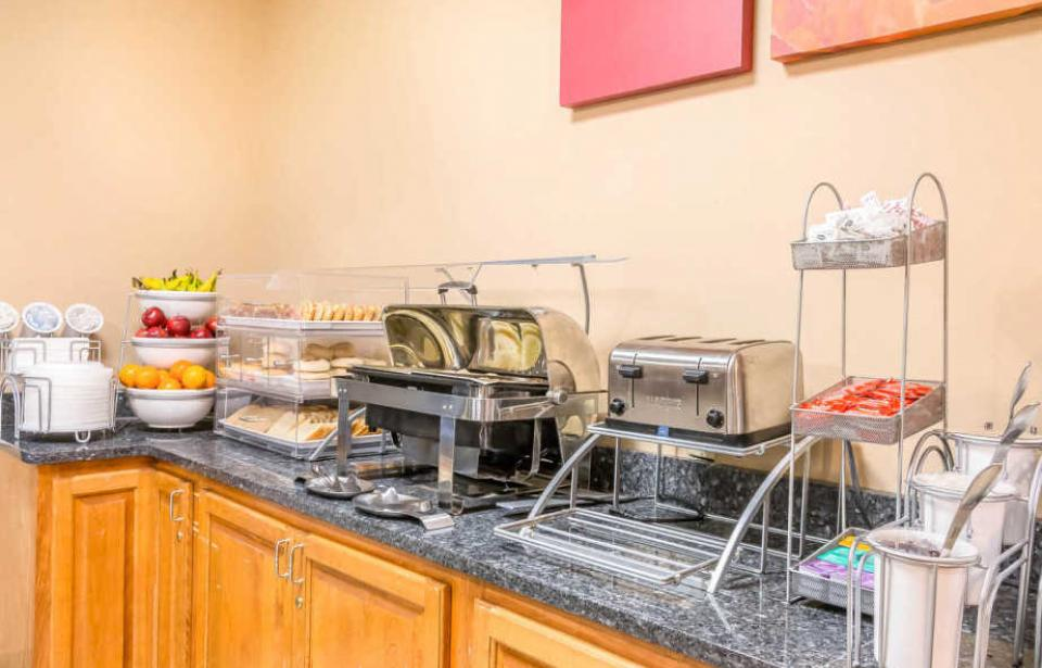 Free Expanded Hot Breakfast - Start your day off right while visiting with us here with our complimentary Hot Breakfast.
