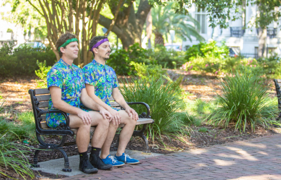 Morons on a Bench