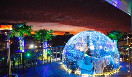 Igloo at Homewood Suites by Hilton Savannah Historic District/Riverfront