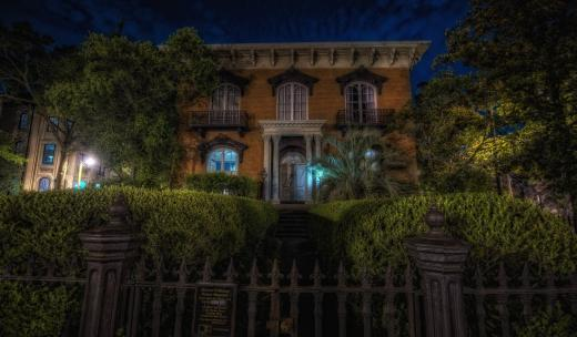 Mercer-Williams House Savannah Ghost Tour