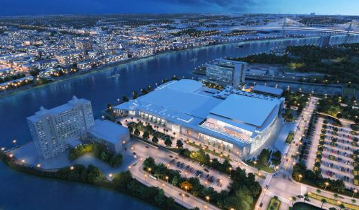 Savannah Convention Center Expansion