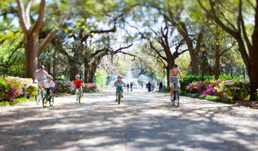 Forsyth Park Bicycles