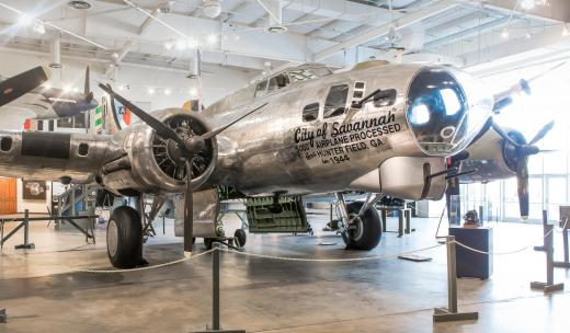 Explore history at the Mighty Eight Air Force Museum