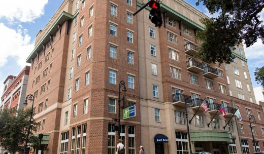 Holiday Inn Express Savannah Historic District.