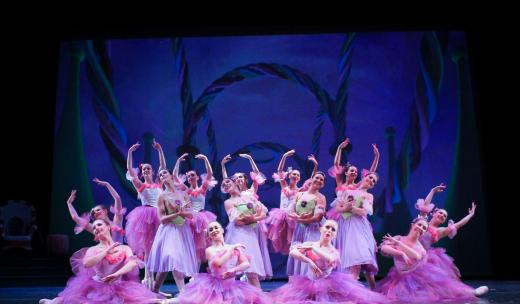 Savannah Ballet Theatre performs The Nutcracker at The Lucas