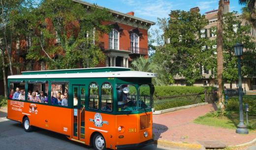 Old Town Trolley Tours®.