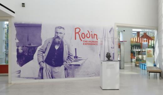 Rodin at the Jepson