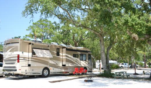 rivers end camping rv park tybee