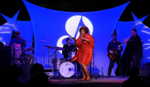 The Suffers at the Savannah Music Festival