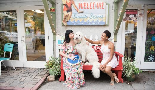 Find something unique at Seaside Sisters on Tybee Island