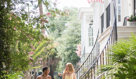 Savannah's Victorian District